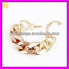 Wholesale Gold Plated Plastic Bracelet Jewel SZ-1068