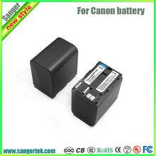 digital camcorder batteries for CANON BP535 manufacturer