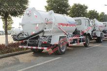Dongfeng Vacuum Tank Sucking Truck Fecal Suction Truck