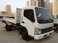 Used Mitsubishi Canter Fuso 3.5 Ton Tipper LHD 2009 FOR EXPORT