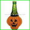 Foldable cute neoprene foam beer bottle holder
