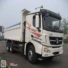 MercedesBenz Technology WEICHAI engine 336hp&375hp 6x4 dump truck /tipper truck