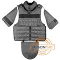 Proteção completa militar do exército combate colete colete tático molled colete ISO e SGS padrão