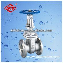 Action sensitive stainless steel 304 valve actuators glove valve