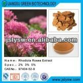 Rhodiola rosea extract 1% 3% Salidroside&3% 5%Rosavins