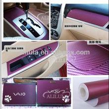 Car 3D Carbon 3D Vinyl Film,Auto Carbon Fiber Car Wrapping Vinyl Sticker,Car Wrap Carbon Folie 1.52*30m
