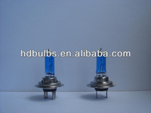 Auto Halogen Bulb H7 halogen car bulb super white blue