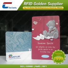 China factory Ntag203 honda smart card