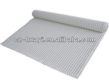 natural compressed foam rubber mattress