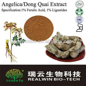 Health Extract Powder,Dong Quai Extract /Dang Gui Extract 1%