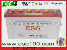 Dry car battery N90 95D31R
