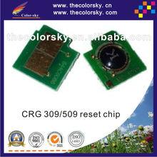 (TY-CRG309) toner cartridge reset chip for Canon LBP-3920 LBP-3970 LBP-3500 LBP-3900 LBP-3950 CRG 309 509 CRG509 12k bk