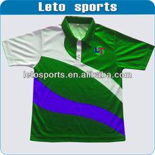 cheap sport sport uniform arrow polo shirt oem breathable
