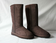 High Quality Australia Brand Women's Sheepskin wool-one Classic Winter Snow Boots 5815
