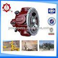 accionado por aire del motor neumático sillón de ruedas motor drive cm351 para maquinaria de perforación