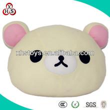 Popular Cute Stuffed Long Teddy Bear Cushions