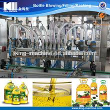 Automatic edible oil / sunflower oil bottling line