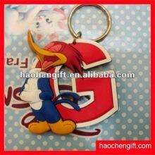 PVC key chain/key chain/promotion gift