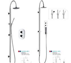 Health faucet use in bathroom meet Europe standard