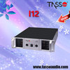 Guangzhou manufacturer 1200w pro switching power audio amplifier