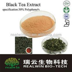 Professional Tea Extract Supplier, Black Tea extract /Black tea Polyphenols 30%