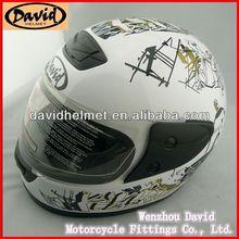 David vega helmets D805