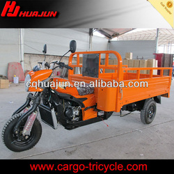 150cc Cargo Tricycle covered /three wheel motorcycle automatic