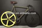 700C teny wheel fixed gear bike
