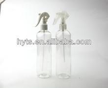 empty hand wash plastic bottles