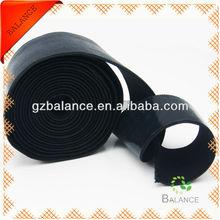 Top-quality adjustable elastic hook and loop strap /magnetic velcro