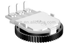 6mm Thumbwheel Driving Rotary Potentiometer for Volume Adjustable,DB06N