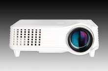 Ex-factory LED projector with 1800ls can be used in company and home