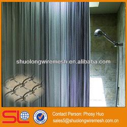 2013 new style!Decorative metal mesh curtain fabric,drapery walls mesh drapery