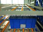warehouse roller skates rack & racking system