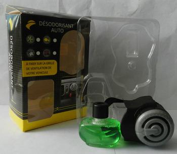 IJ018B Liquid Aroma Auto Air Freshener for Car