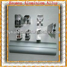 Profilés en aluminium led alliage pour windows et rideaux