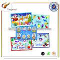 Wenzhou twp194 papier tischsets für restaurants/runde tischsets vinyl/tisch tischset