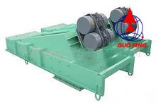 High quality motor vibratory feeder for calcined petroleum coke