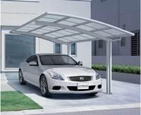 Aluminum Single Carport OEM