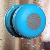 Portable bluetooth shower speaker colorful and waterproof