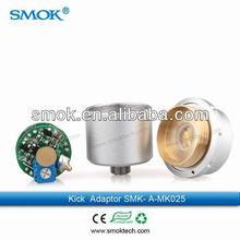 Top selling e cigarette accessory smoktech mechanical mod variable voltage tool the kick/evolv kick adaptor