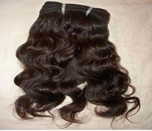 best quality full cuticle indian wavy hair