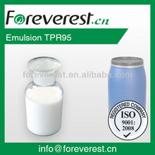 TPR95 Emulsion | Tackifier for pressure sensitive adhesives, contact adhesives and industrial adhesives - Foreverest