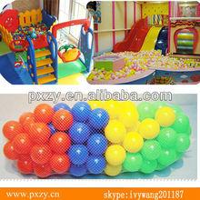 plastic colored hollow balls,ocean balls,ball pit ball,PE balls