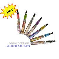 2013 Hot selling electronic cigarette ego q in hookahs,pen style e-cigarette
