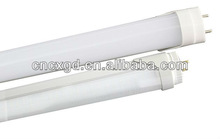 1200mm 18w frosted/clear cover rotatable end cap G13 LED Tube Light T8