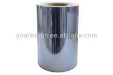rigid plastic film pvc clear in roll