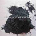 La fabricación de carburo de silicio negro polvo micras 1000#