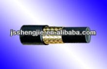 High pressure steel wire spiraled rubber hose