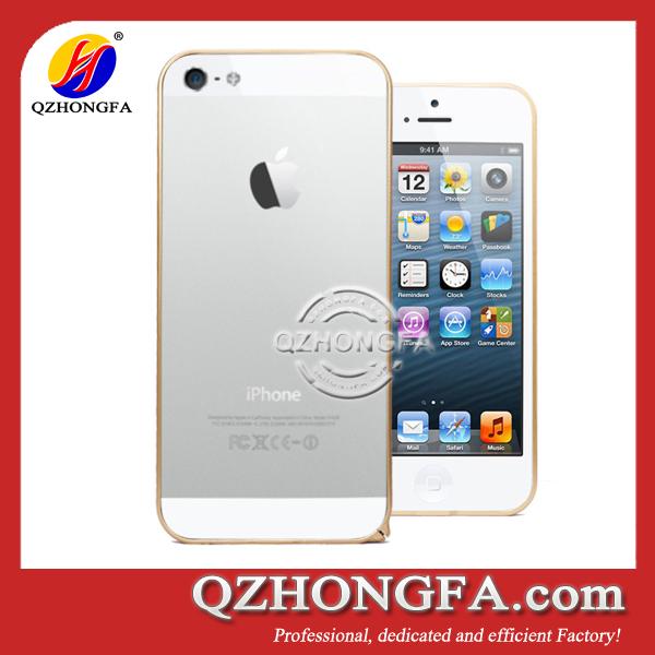 Newest Metal Aluminum Bumper Case for iPhone 5C